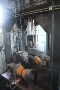 SIEKMANN stamping machine for pipe bends i_02138980