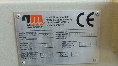 RM GROUP BM 21 Drilling Machine i_02656955