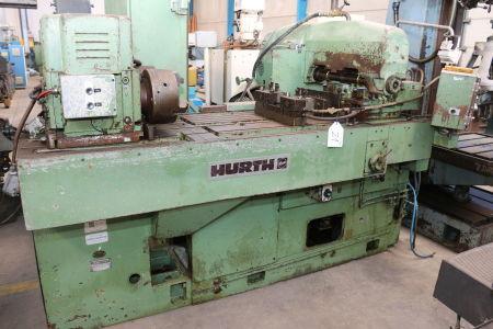 Фрезова машина HURTH KF 32 A Circular i_02681697