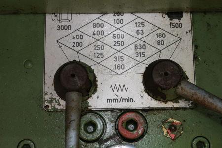 HURTH KF 32 A Circular Freesmachine i_02681709