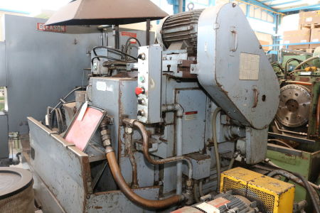 GLEASON 726 Straight Bevel Gear Machine i_02682266