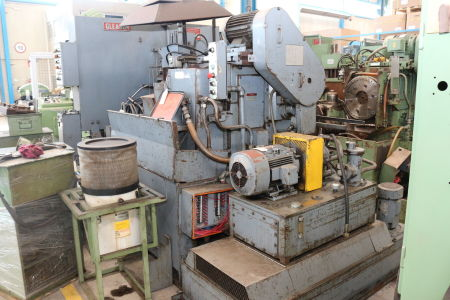 GLEASON 726 Straight Bevel Gear Machine i_02682267