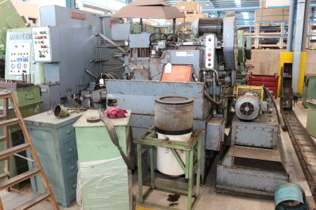 GLEASON 726 Straight Bevel Gear Machine i_02682269