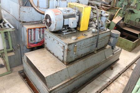 GLEASON 726 Kegelstirnrad-Verzahnungsmaschine i_02682274