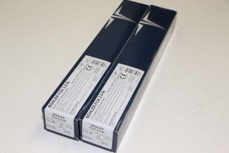 BÖHLER FOX 2,5NI 4,0 x 450 Rod Electrodes 180 pcs. i_02720250