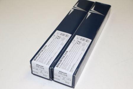 BÖHLER FOX 2,5NI 4,0 X 450 Rod Electrodes 180 pcs. i_02720258