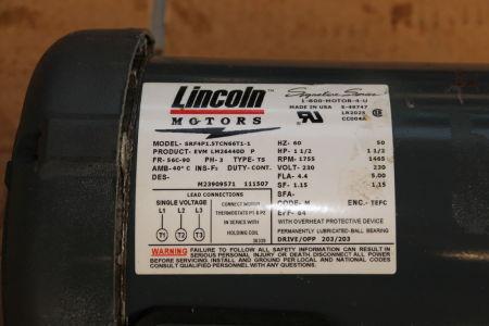 LINCOLN SRF4P1.5TCN66T1-1 Elektromotor i_02743461