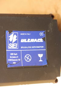 SIEI ULTRACTUL40630.3SM Brushless Servomotor i_02745240