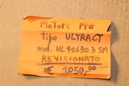 SIEI ULTRACTUL40630.3SM Bürstenloser Servomotor i_02745246