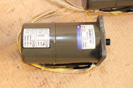 TUNG LEE 5RK90GU-S3M Induction motor i_02745298