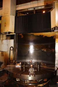 GIDDINGS & LEWIS VTC 2500 CNC-Vertikal Dreh und Fräszentrum i_02755854