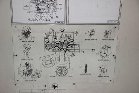 GIDDINGS & LEWIS VTC 2500 CNC-Vertikal Dreh und Fräszentrum i_02755868