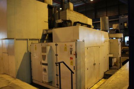 GIDDINGS & LEWIS VTC 2500 CNC-Vertikal Dreh und Fräszentrum i_02755870