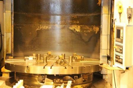 GIDDINGS & LEWIS VTC 2500 CNC-Vertikal Dreh und Fräszentrum i_02755872