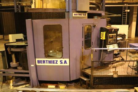 Centre de fraisage et tournage vertical CNC BERTHIEZ LVM 160 P i_02815742
