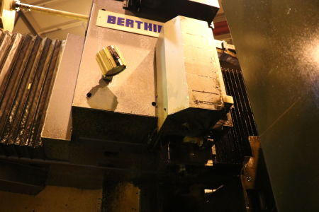 Centre de fraisage et tournage vertical CNC BERTHIEZ LVM 160 P i_02815745