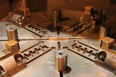 Centre de fraisage et tournage vertical CNC BERTHIEZ LVM 160 P i_02815749