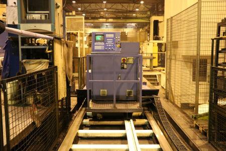 수평 기계가공 센터 UNION KC 130 CNC i_02815769