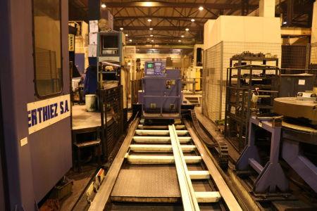 Centre de fraisage et tournage vertical CNC BERTHIEZ LVM 160 P i_02815770