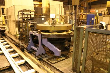 수평 기계가공 센터 UNION KC 130 CNC i_02815772