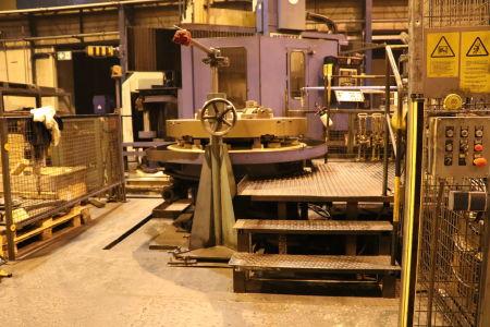 UNION KC 130 CNC Vízszintes megmunkáló központ i_02815773