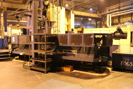 수평 기계가공 센터 UNION KC 130 CNC i_02815788