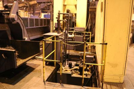 수평 기계가공 센터 UNION KC 130 CNC i_02815794