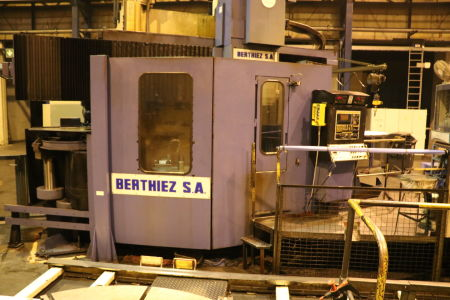 Centre de fraisage et tournage vertical CNC BERTHIEZ LVM 160 P i_02815811
