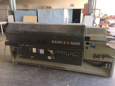 Kenar Bantlama Makinesi SCM BASIC 2 i_02939665