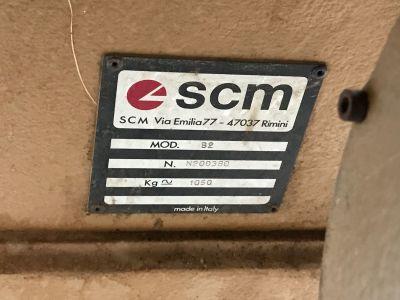 Chapadora de cantos SCM B2 i_02976401