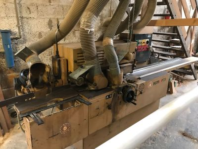 SCM P75 Combined Surface and Thickness Schaafmachine i_02976445