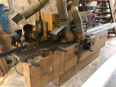 SCM P75 Combined Surface and Thickness Schaafmachine i_02976450