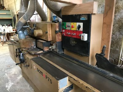 SCM P75 Combined Surface and Thickness Schaafmachine i_02976456