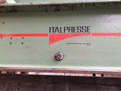 ITALPRESSE PROGRAM 30 Frame Press i_02976465