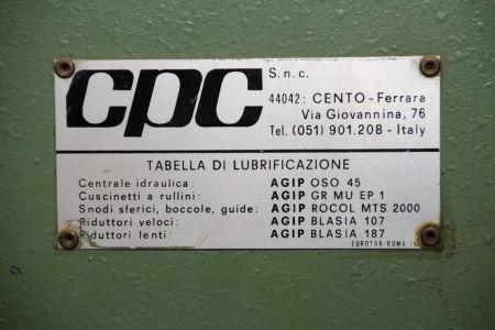 Cadreuse pneumatique CPC PAM-3L i_02984848