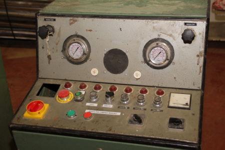 Cadreuse pneumatique CPC PAM-3L i_02984855