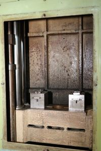 Brocciatrice verticale KARL KLINK RISZ 6,3x1000x400 i_03011881