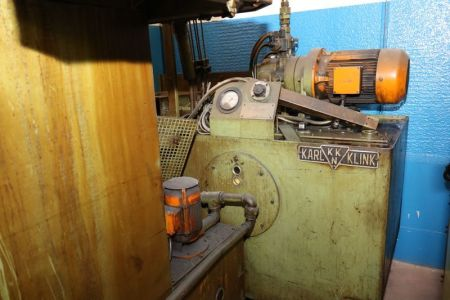 KARL KLINK RISZ 6,3x1000x400 Vertical broaching machine i_03011884