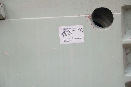 UNION BFP 160/2 Panel Boring Mill i_03015259