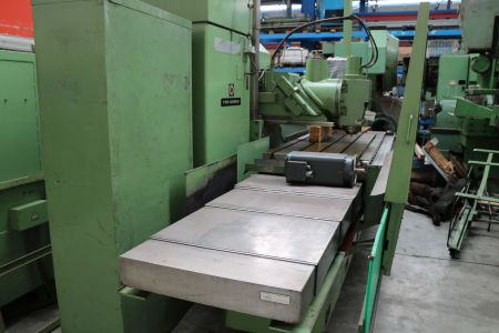 TOS-KURIM FSS 80 Bed-Type Milling Machine i_03015502