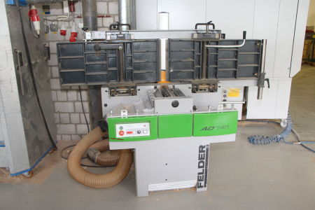 FELDER AD 741 Surface and thickness planer i_03031775