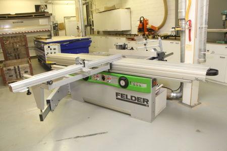 FELDER KF 700 S Sliding Saw/Milling Machine i_03031784