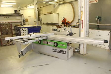 FELDER KF 700 S Sliding Saw/Milling Machine i_03031785