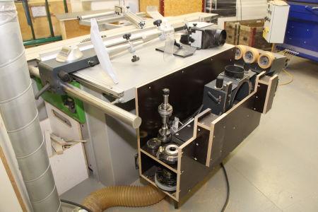 FELDER KF 700 S Sliding Saw-Milling machine i_03031797