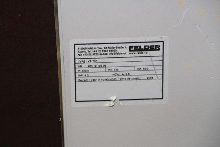 FELDER KF 700 S Sliding Saw/Milling Machine i_03031802