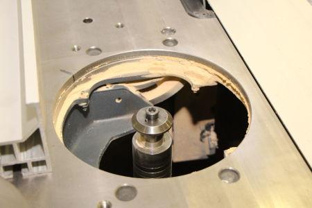 FELDER KF 700 S Sliding Saw/Milling Machine i_03031805