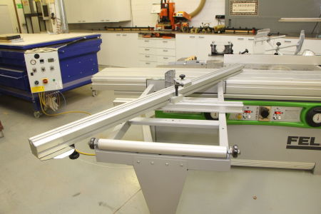 FELDER KF 700 S Sliding Saw-Milling machine i_03031809