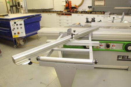 FELDER KF 700 S Sliding Saw/Milling Machine i_03031809