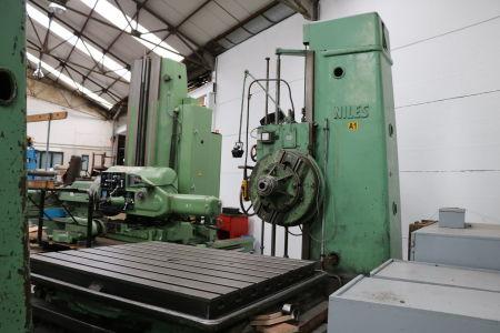 WMW NILES Boring Mill i_03035318