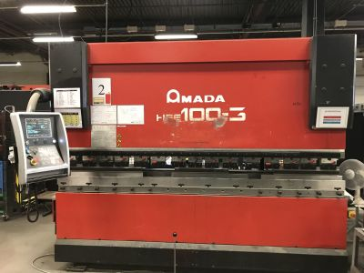 AMADA HFE100 CNC Press Brake i_03035875